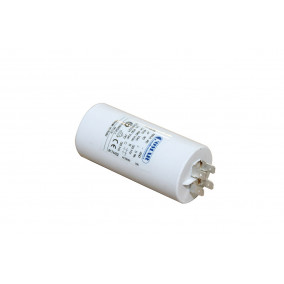 Capacitor  6.3 µF Connector